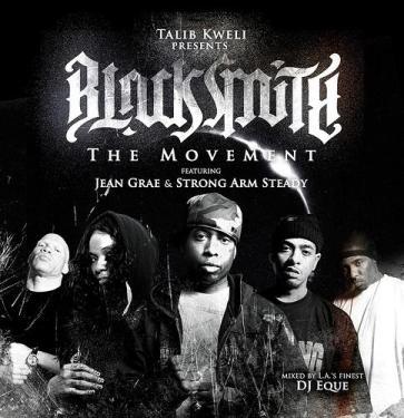 Blacksmith - The Movement
