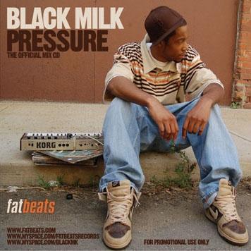 Black Milk - Pressure