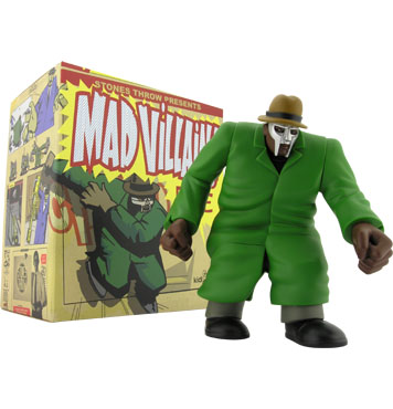 Stones Throw & Kid Robot Madvillain Figurine