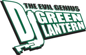 DJ Green Lantern logo