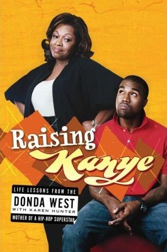 Kanye en zijn mamske.