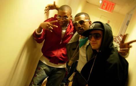 Lupe, Kanye en A-Trak