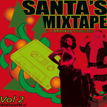 J Monkey - Santa's Mixtape Vol.2
