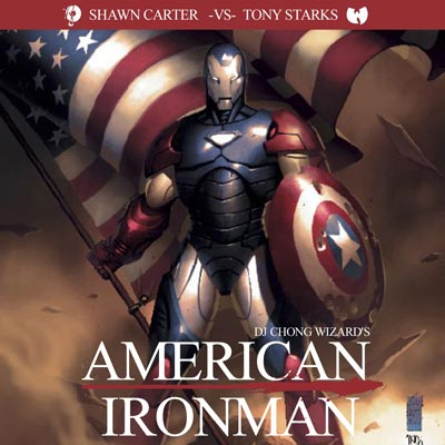 DJ  Chong Wizard - American IronMan
