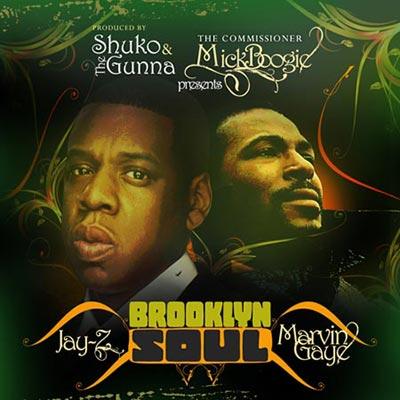 Mick Boogie Presents Shuko & The Gunna - Brooklyn Soul