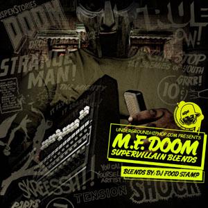DJ Food Stamp - MF DOOM: Supervillain Blends