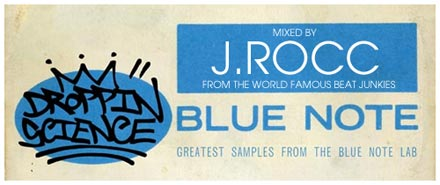 J.Rocc Blue Note's Droppin Science Mix
