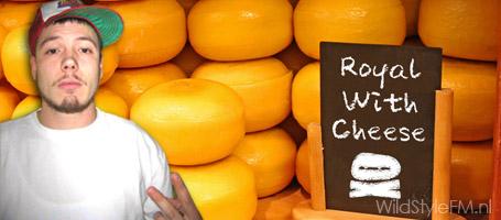 Kaas in het vuistje
